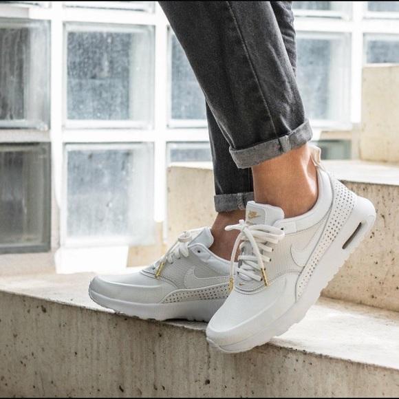 Qs Air Thea Nike Max Nwt Prm Summit White Wmns OwnPk0
